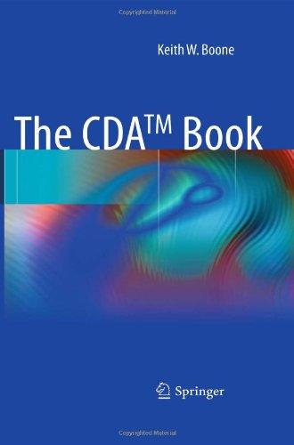 The CDA Book 9780857293350
