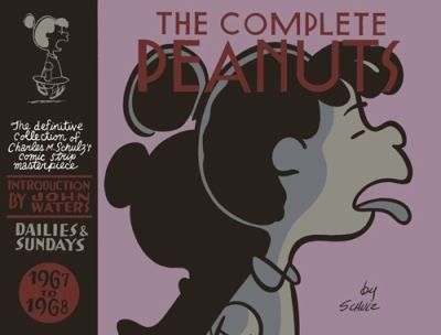 The Complete Peanuts 1967-1968. by Charles M. Schulz 9780857862136