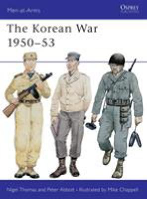 The Korean War 1950-53 9780850456851