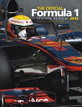 The Official Formula 1 Season Review 2012 9780857332530