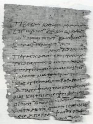 The Oxyrhynchus Papyri 53