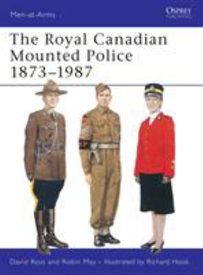 The Royal Canadian Mounted Police 1873-1987 9780850458343