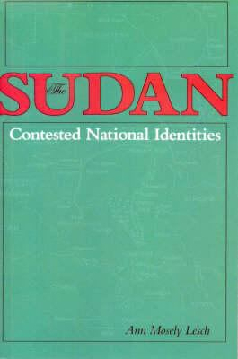 The Sudan: Contested National Identities 9780852558232