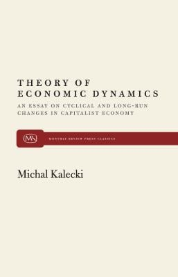 Theory of Economic Dynamics 9780853450818