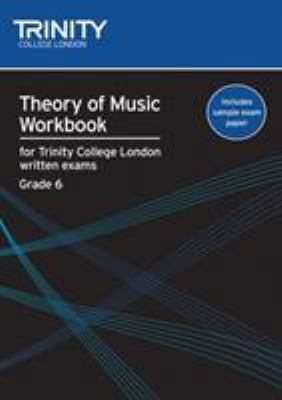 Theory of Music Workbook Grade 6 9780857360052