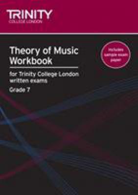 Theory of Music Workbook Grade 7 9780857360069
