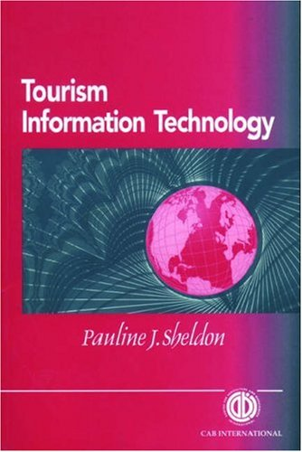 Tourism Information Technology 9780851991818