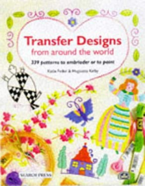 Transfer Designs from Around the World 9780855328962