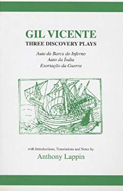 Vicente: Three Discovery Plays 9780856686665