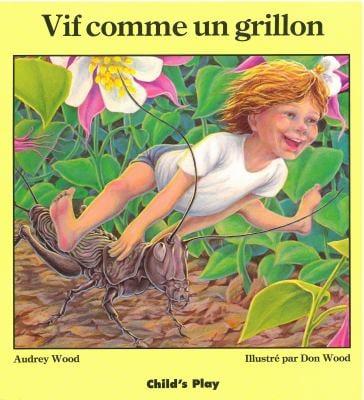 Vif Comme Un Grillon 9780859534673