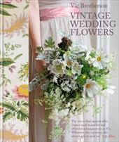 Vintage Wedding Flowers: Bouquets, button holes, table settings 21374483