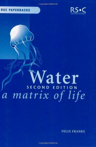 Water: A Matrix of Life 9780854045839
