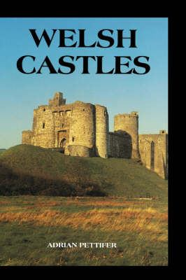 Welsh Castles: A Guide by Counties 9780851157788