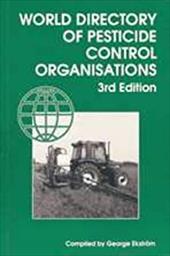 World Directory Pesticide 3761049