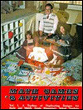 01721 Math Games and Activities, Book 1 9780866513302