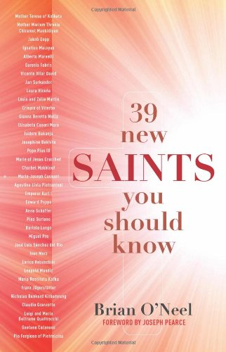 39 New Saints You Should Know 9780867169287