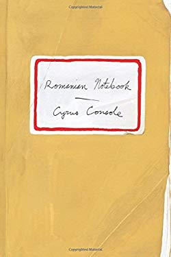 Romanian Notebook