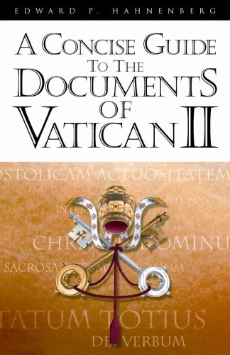 A Concise Guide to the Documents of Vatican II 9780867165524