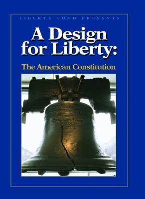 A Design for Liberty DVD 9780865976115