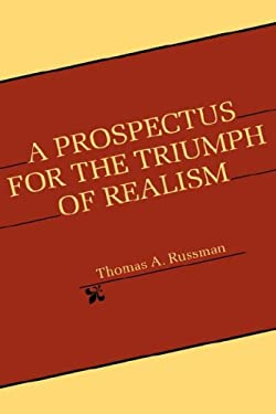 A Prospectus for the Triumph 9780865542327