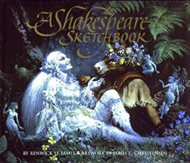 A Shakespeare Sketchbook 9780867130591