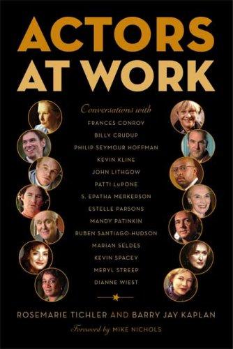 Actors at Work 9780865479555
