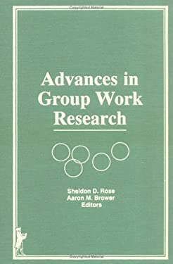 Advances in Group Work Research 9780866569835
