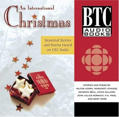 An International Christmas: Seasonal Stories and Poems from Canada and Around the World 9780864923431