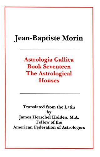 Astrologia Gallica Book 17 9780866905831