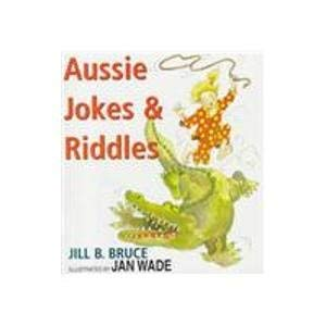 Aussie Jokes & Riddles 9780864177704