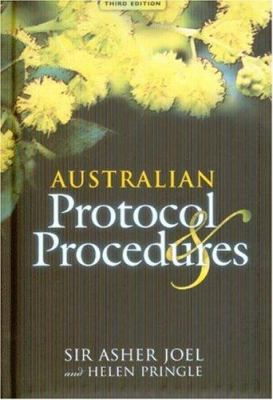 Australian Protocols & Procedures 9780868409467