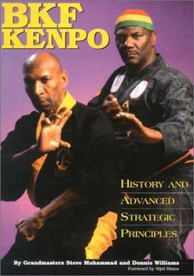BKF Kenpo: History and Advanced Strategic Principles 9780865682184