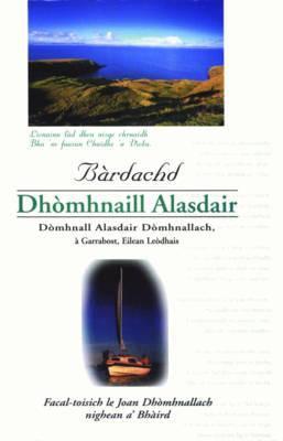 Bardachd Dhomhnaill Alasdair 9780861522255