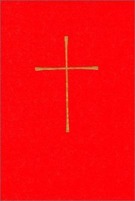 Bcp Parish Ecomony Edition Red 9780866839341