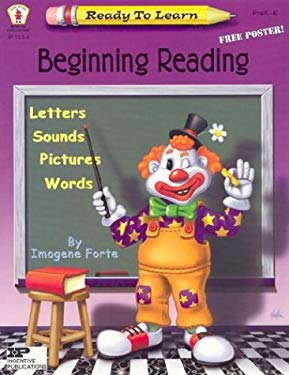 Beginning Reading [With Poster] 9780865305953