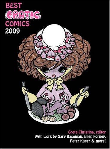 Best Erotic Comics 9780867197112