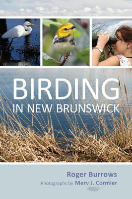 Birding in New Brunswick 9780864926180