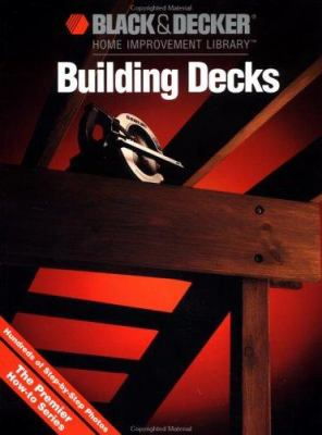 Building Decks 9780865737082