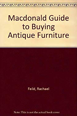 Buying Antique Furniture 9780862881740