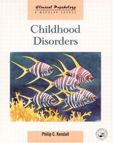 Childhood Disorders 9780863776090