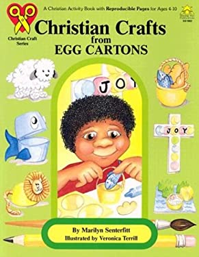 Christian Crafts from Egg Cartons