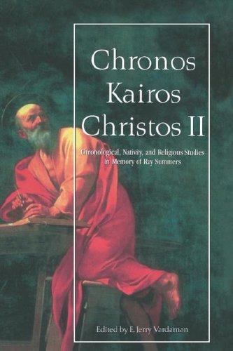 Chronos Kairos Christos II