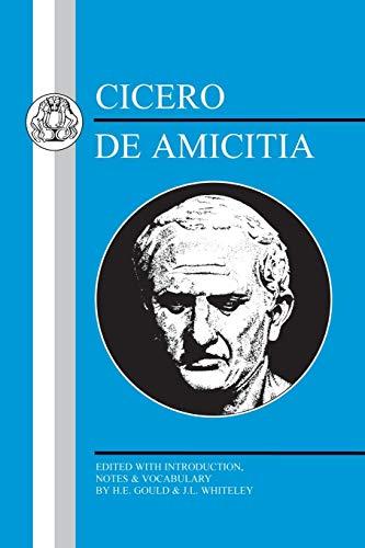 De Amicitia 9780862920920