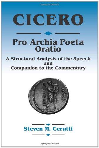 Cicero: Pro Archia Poeta Oratio