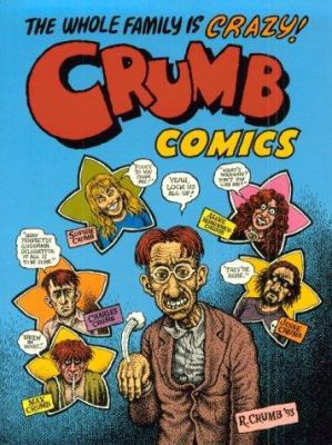Crumb Family Comics 9780867194272
