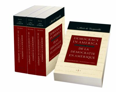 Democracy in America: In Four Volumes 9780865977242