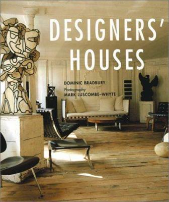 Designers' Houses 9780865652477