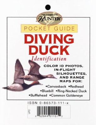 Diving Duck Identification: Pocket Guide 9780865734821