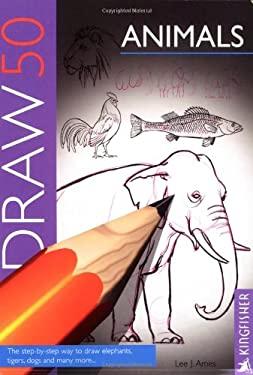 Draw 50: Animals 9780862723514