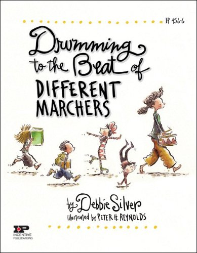 Drumming to the Beat of Different Marchers: Finding the Rhythm for Differentiated Instruction 9780865306080